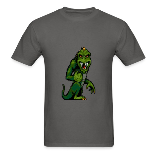 Lizzie Rampage - Men's T-Shirt