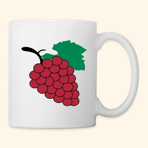 yummy grapes - Coffee/Tea Mug