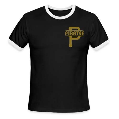 Pirates Tee - Men's Ringer T-Shirt