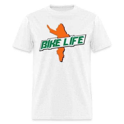Bike Life tee - Men's T-Shirt