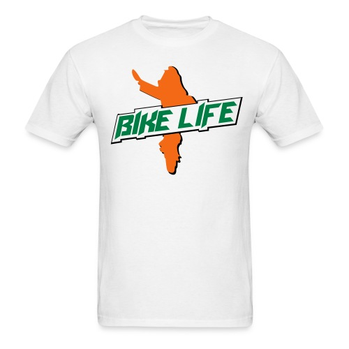 Bike Life tee - Men's T-Shirt