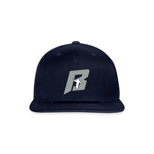 Bike Life hat (cowboys) - Snap-back Baseball Cap