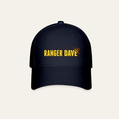 Ranger Dave Hat (Small Logo) - Baseball Cap