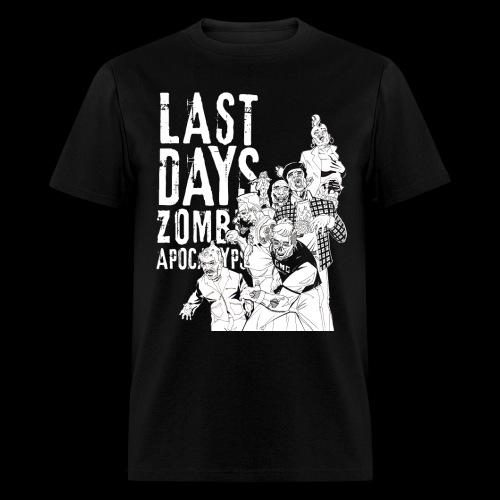 GMG Last Days Crew T  - Men's T-Shirt