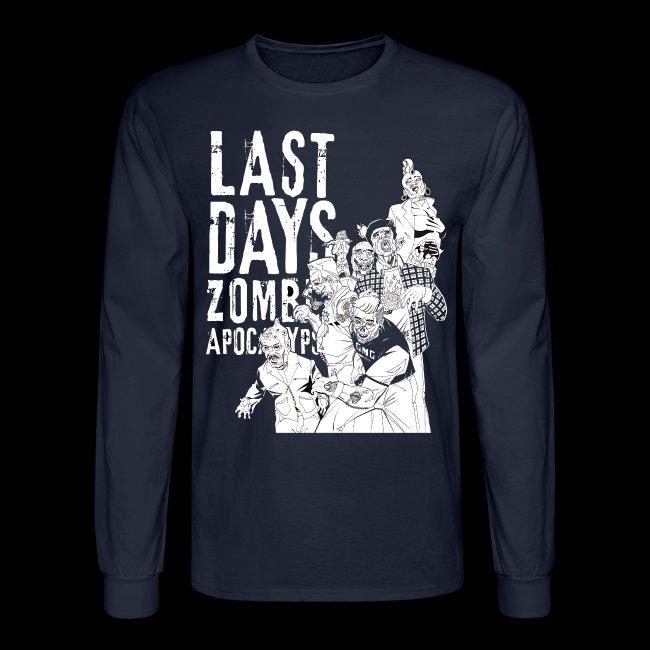 GMG Last Days Crew Longsleeve
