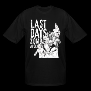 GMG Last Days Crew T (TALL) - Men's Tall T-Shirt