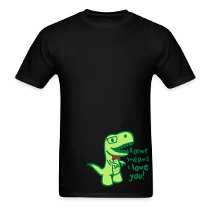 Mr Dino - Men's T-Shirt