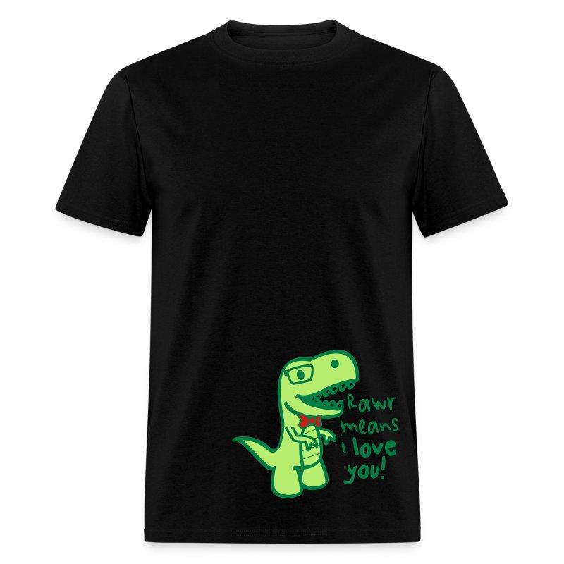 Mr Dino - Men's T-Shirt