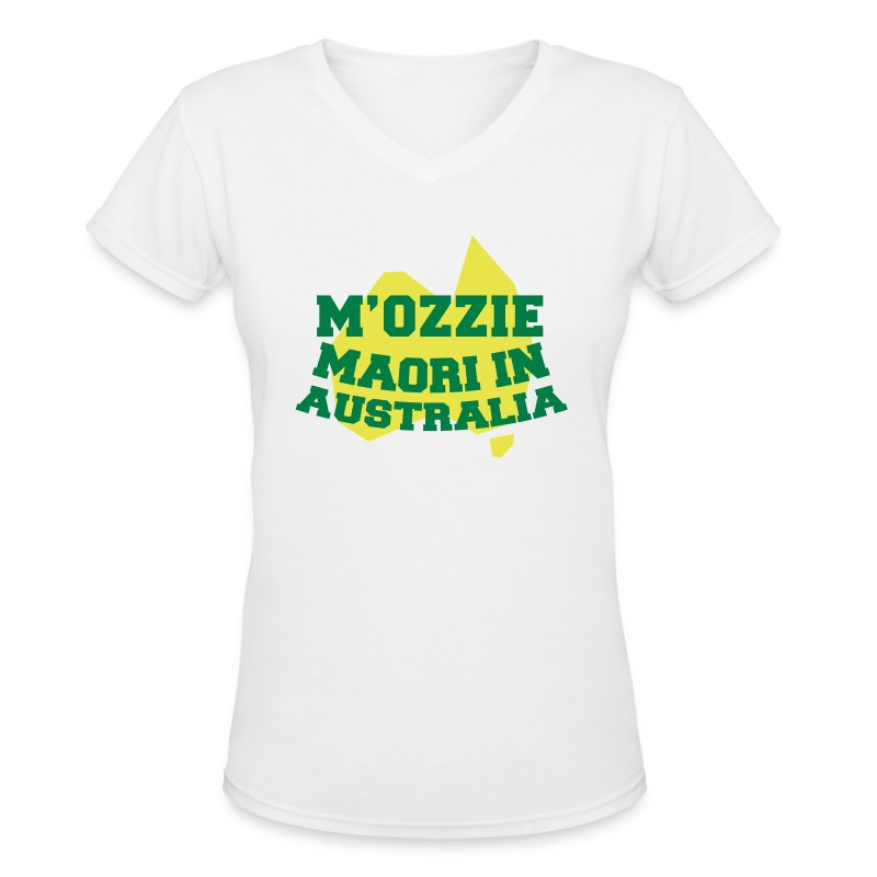 M 39 ozzie maori in australia aussie map design t shirt for Design t shirts online australia