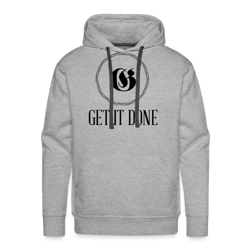 Get It Done Luxury - Men's Premium Hoodie