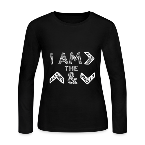 I am Greater Than The Highs and Lows - Women's Long Sleeve Jersey T-Shirt