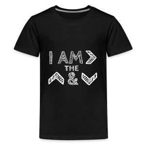 I am Greater Than The Highs and Lows - Kids' Premium T-Shirt