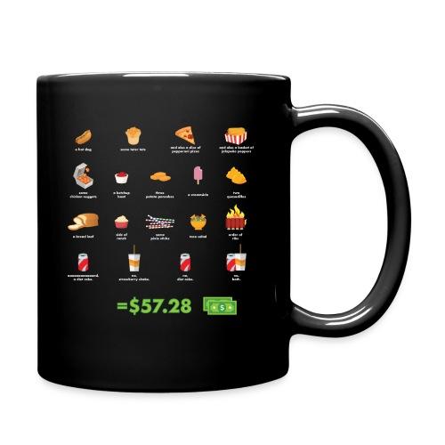 Deandra's Lunch Order Mug - Full Color Mug