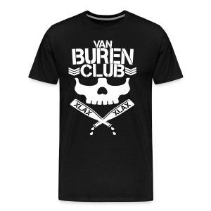 Men's Van Buren Club Tee - Men's Premium T-Shirt