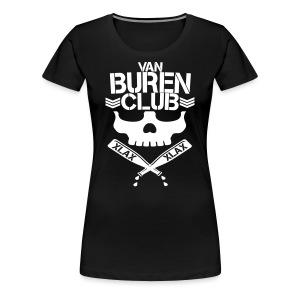 Women's Van Buren Club Tee - Women's Premium T-Shirt