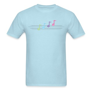 Happy Note - Men's T-Shirt