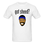 T-Shirts ~ Men's T-Shirt ~ got sheed?