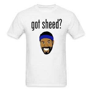 got sheed? - Men's T-Shirt