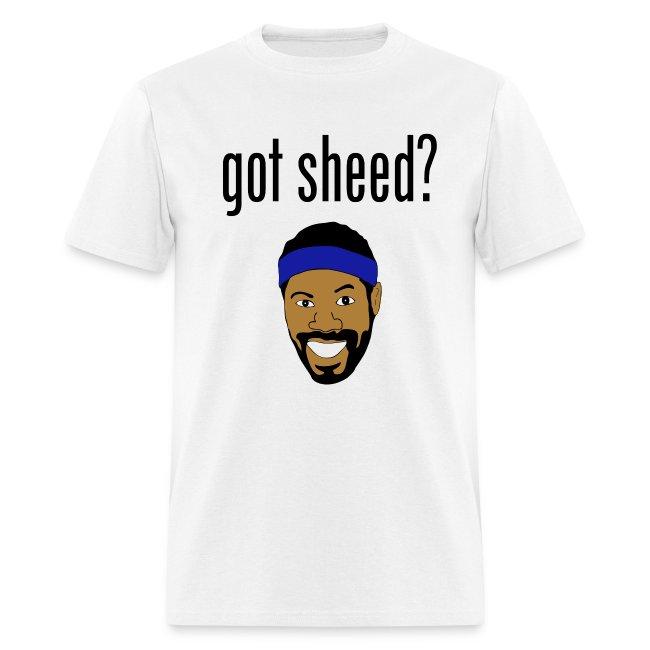got sheed?