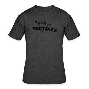 Spirit Of Martinez Tee - Men's 50/50 T-Shirt