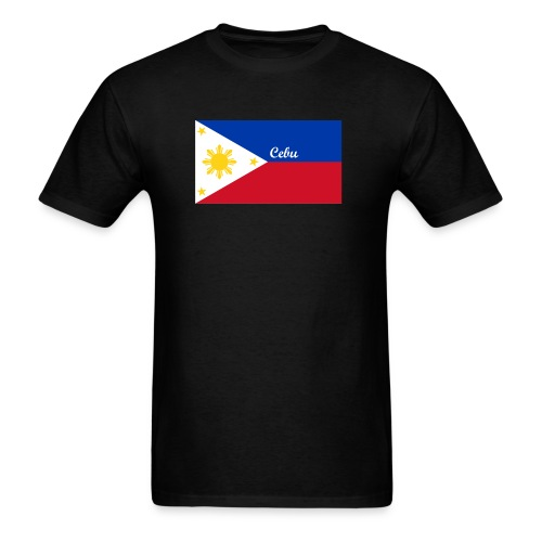 Cebu Flag Tee - Men's T-Shirt