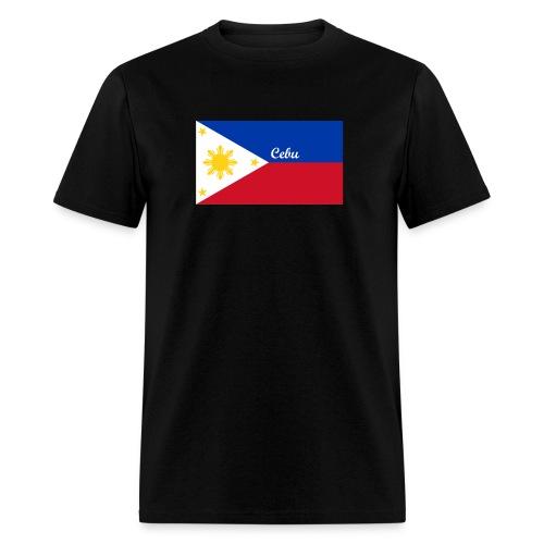 Cebu Flag Tee - Men's T-Shirt