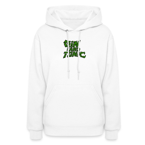 GinandTonic Faces - Women's Hoodie
