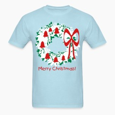 bows_and_bells_christmas_reef3 T-Shirts