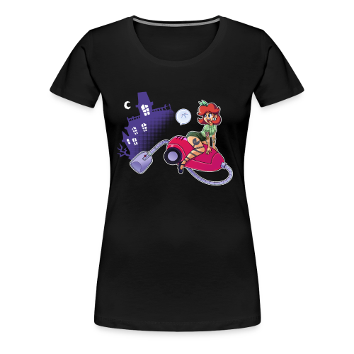 Ghost Princess - Women's Premium T-Shirt