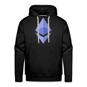 Ethereum Hoodie - Men's Premium Hoodie