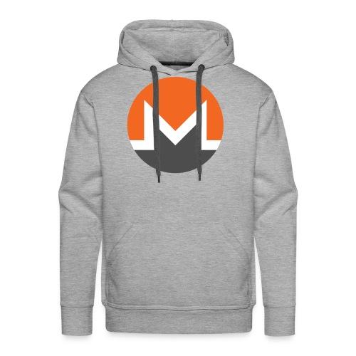Monero Hoodie - Men's Premium Hoodie