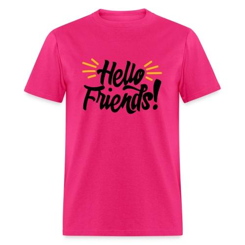 Hello Friends! Men's T-Shirt - Men's T-Shirt