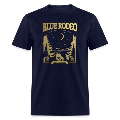 BR_1000ArmsTour - Men's T-Shirt