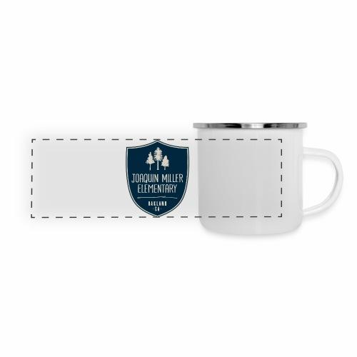 Metal Camp Mug - Panoramic Camper Mug