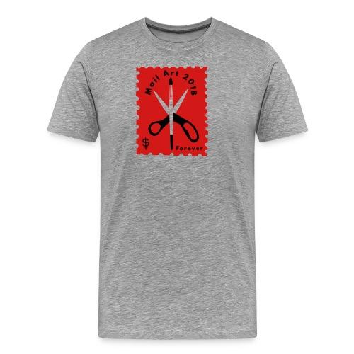 Mail Art 2018 - Men's Premium T-Shirt
