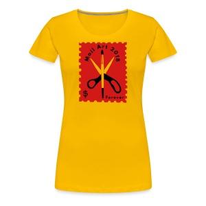 Mail Art 2018 - Women's Premium T-Shirt