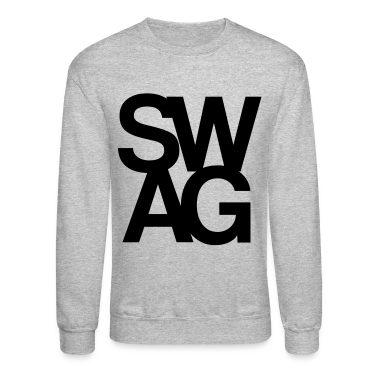 Men's SWAG Crewneck Sweatshirt