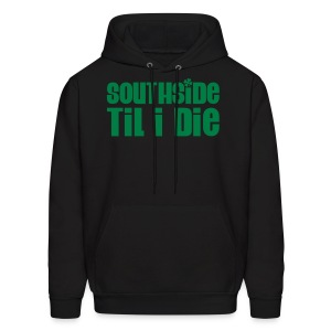 Men's 2 sided South Side Hoodie - Men's Hoodie