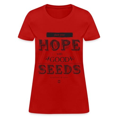 Women's Thistle & Weeds - Women's T-Shirt