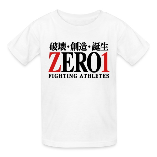 Z1 White KIDS - Kids' T-Shirt