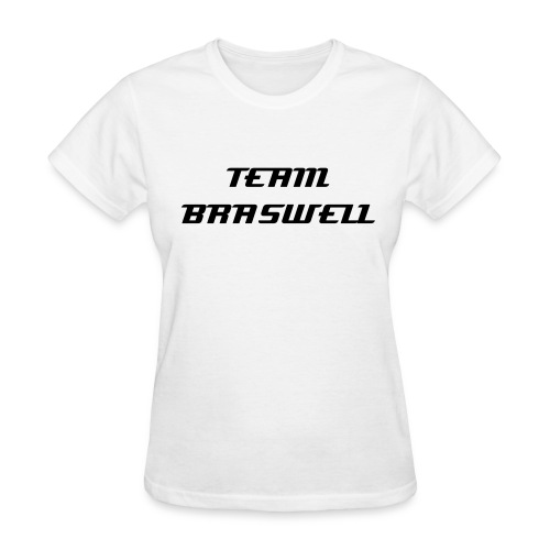 Women's Team Braswell Shirt (Lesser Team) - Women's T-Shirt