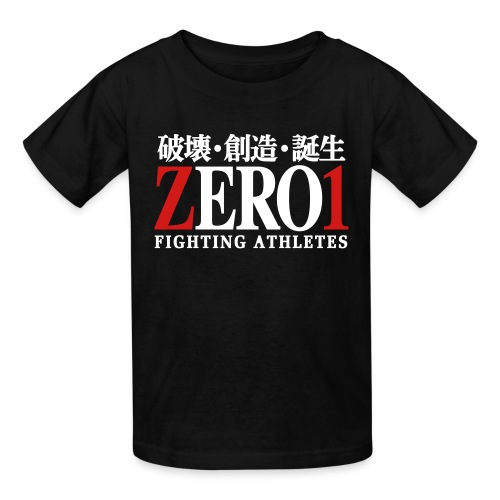 Z1 Black KIDS - Kids' T-Shirt