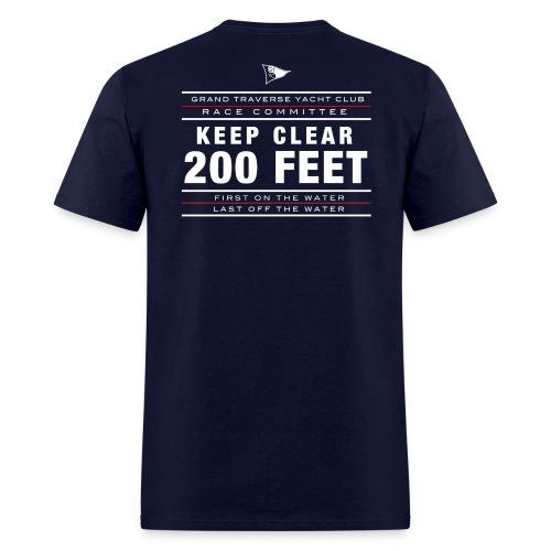 GTYC Race Committee T-Shirt - Men's T-Shirt