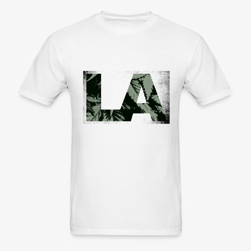 abbreviationLA_men - Men's T-Shirt