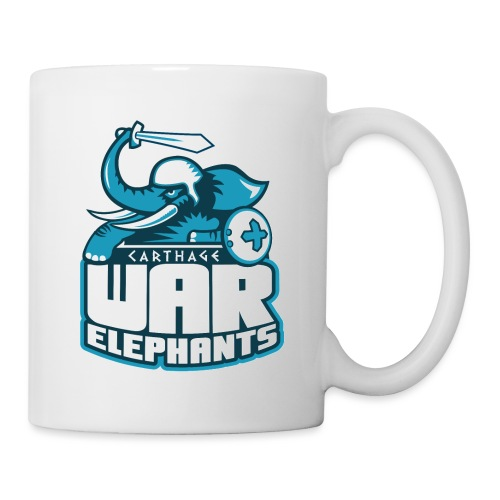 War Elephants [warelephants] - Coffee/Tea Mug