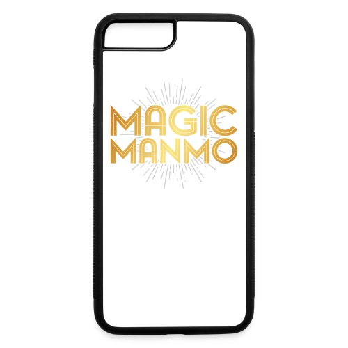 MagicManMo iPhone 7 Plus / 8 Plus Rubber Case - iPhone 7 Plus/8 Plus Rubber Case