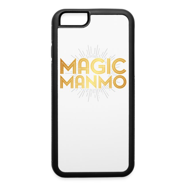 """MagicManMo"" iPhone 6/6s Rubber Case"