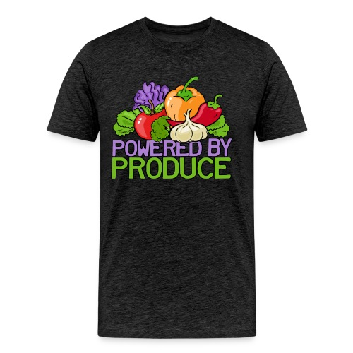 Powered by Produce T-Shirts - Men's Premium T-Shirt