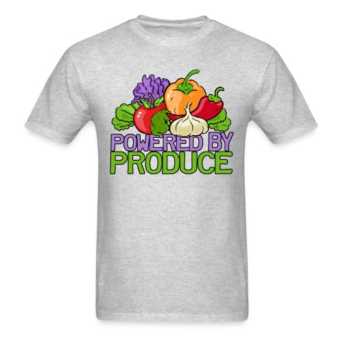 Powered by Produce T-Shirts - Men's T-Shirt