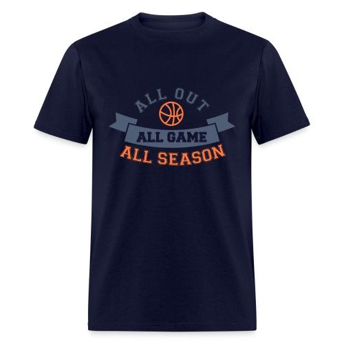 All Game All Season - Men's T-Shirt
